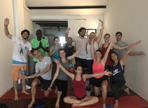 Yoga and language learning centre Moksa partners with Sleek
